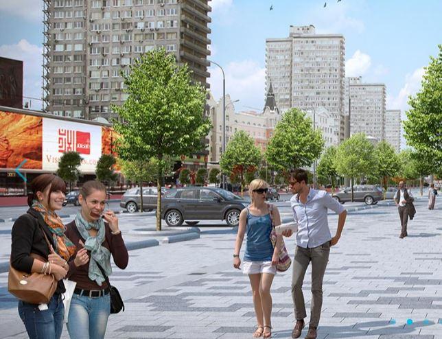 «Моя улица» не оставит москвичей без рекламы