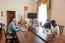 Алексей Волин: «Воронежский опыт развития медиасферы нужно распространить на другие регионы»
