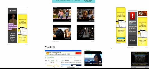 Google: незаконная реклама встроена в десятки миллионов браузеров