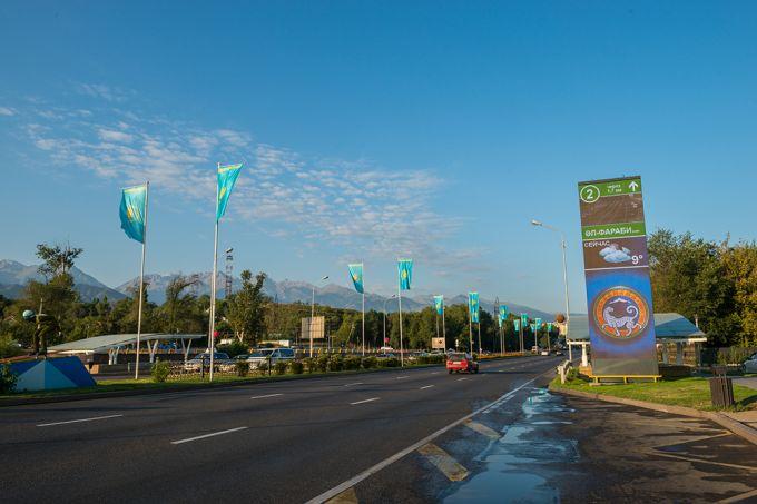 В Алматы появилась интеллектуальная сеть визуальной навигации