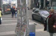 В Москве заработали первые мобильные стойки по продаже прессы