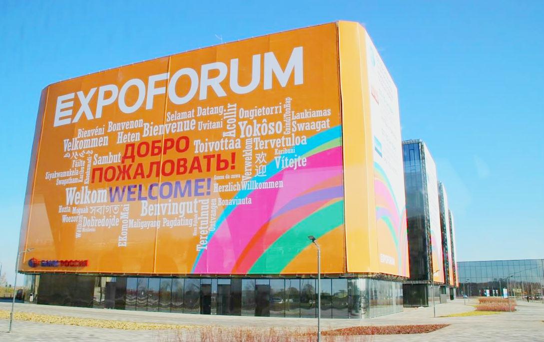 В октябре Санкт-Петербург станет столицей инноваций в наружной рекламе