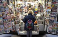 Печатная пресса в Латвии теряет подписчиков