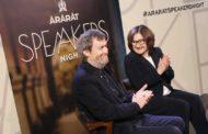 Инициаторы Ararat Speakers Night уверены: проект станет международным и  привлечёт внимание интеллектуальной аудитории