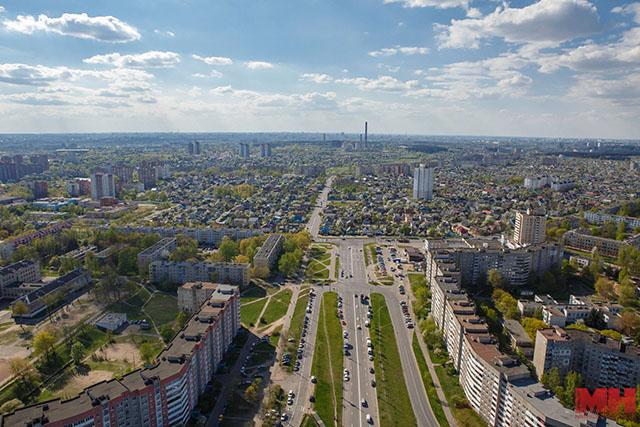 У Минска появятся логотипы для украшения города и торговли
