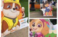 «Постер» привёл на праздник мультяшных героев
