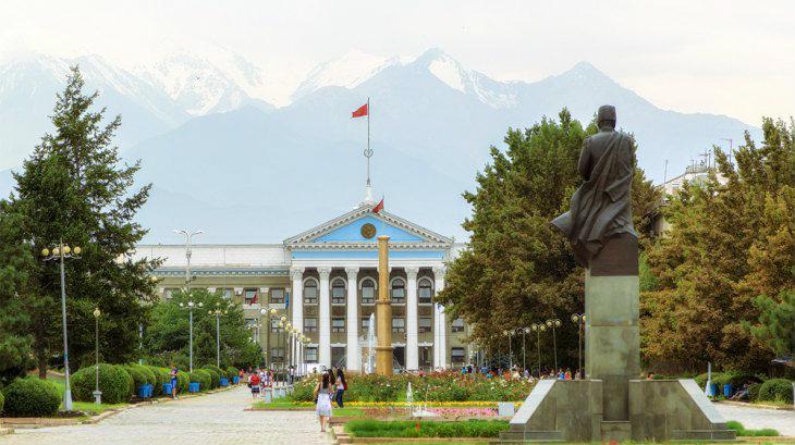 Популярность Бишкека повысит бренд