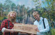 На отдых в Эстонию зовёт бородатый великан