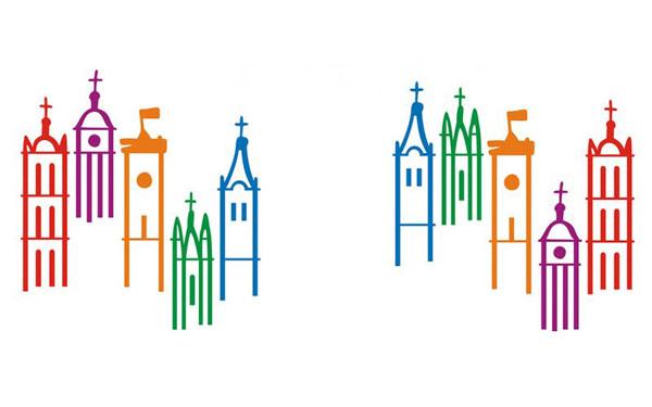 Львовские башни на логотипе «задвигались»