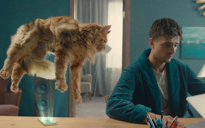 Для рекламы скоростного интернета сняли простые и минималистичные ролики