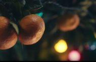 В рекламной кампании мандарины зарядили праздником