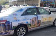 Реклама на такси повысит информированность