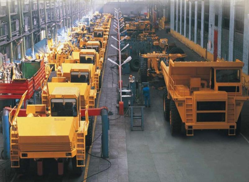 ОАО «БелАЗ» впервые получит материальную компенсацию за незаконное использование своего товарного знака