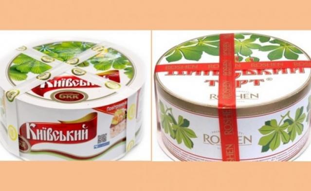 «Киевский торт» стал яблоком раздора