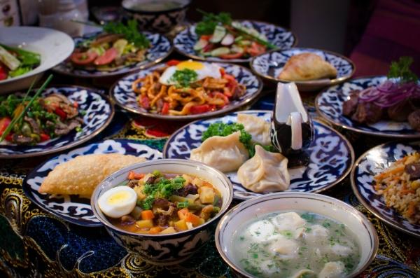 Среди любителей поесть Узбекистан вне конкуренции