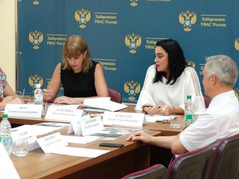 Хабаровским экспертам выразили признательность за проделанную работу