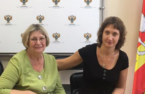 В Челябинском УФАС поблагодарили маму ведущего специалиста-эксперта