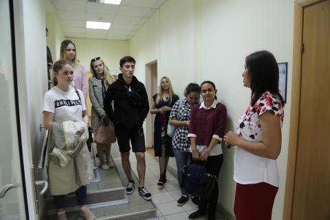 Студентам рассказали о делах, имеющих прецедентное значение для правоприменения