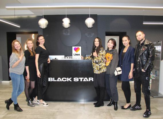 Приложение Likee начинает сотрудничество с музыкальным лейблом Black Star