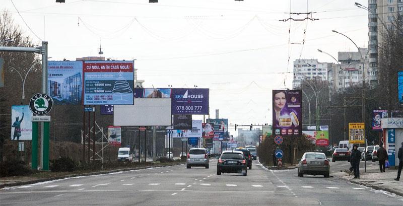 Мэр Кишинёва не хочет, чтобы город был похож на Шанхай