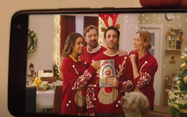 Люди, снеки, Новый год: PepsiCo запустила предпраздничную кампанию