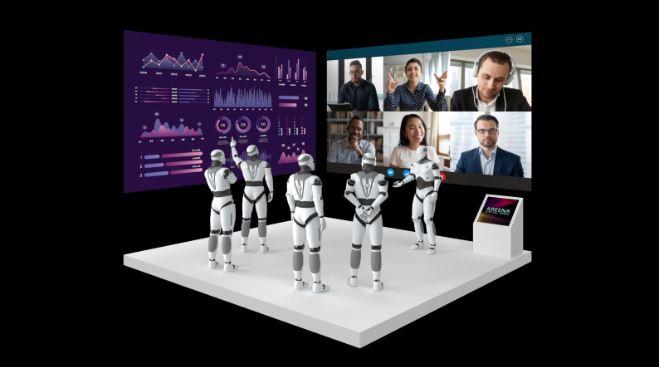 Конференция в формате компьютерной игры