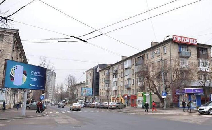 Здания в Кишинёве будут подчиняться визуальному кодексу