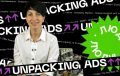 В студии Unpacking Ads – Ирина Муштина