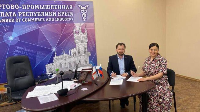 Соглашение позволит внедрять и продвигать на крымском рынке цивилизованные мировые рекламные стандарты