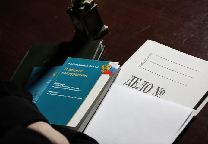 «Градус» оформил свой магазин в стиле «Азбуки вкуса», за что и заплатил 100 тысяч рублей