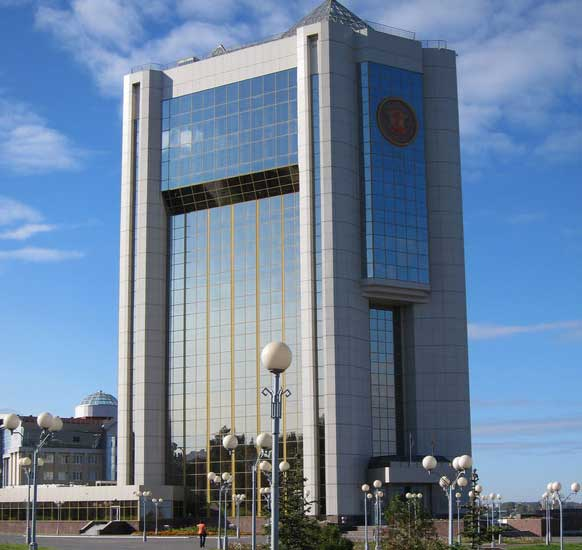 Рекламисты и защитники потребителей от рекламы стран СНГ сошлись в одном зале Дома правительства Чувашской Республики
