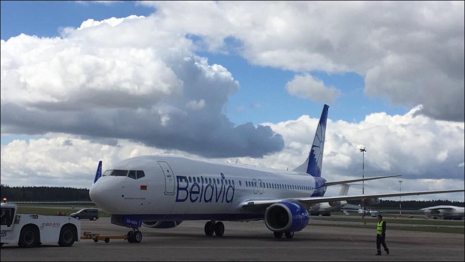 Авиакомпания «Белавиа» представила свой новый образ