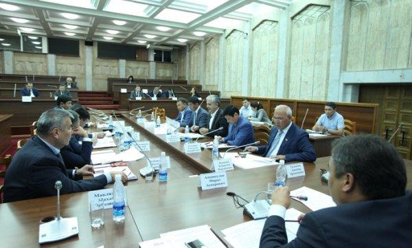 Кыргызские депутаты хотят запретить рекламу на иностранных каналах