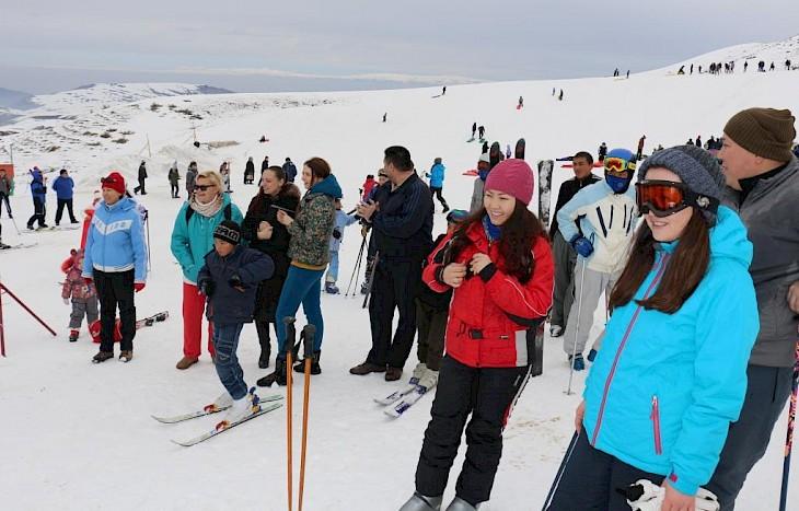 Фестиваль поможет продвижению Кыргызстана как страны для зимнего активного отдыха