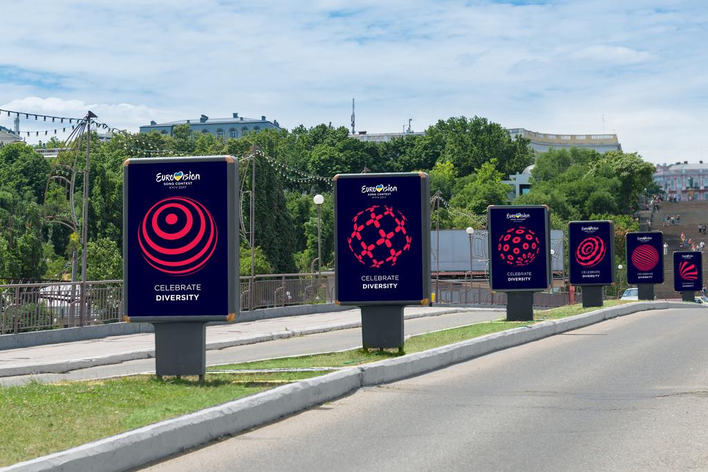Создатели логотипа и слогана конкурса «Евровидение-2017» раскрывают «кухню»