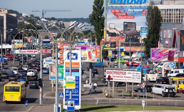В Киеве от правил перешли к схемам