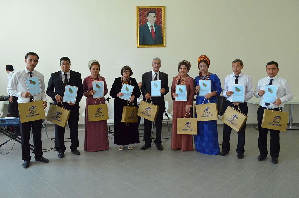 У туркменских журналистов есть повод писать о спорте