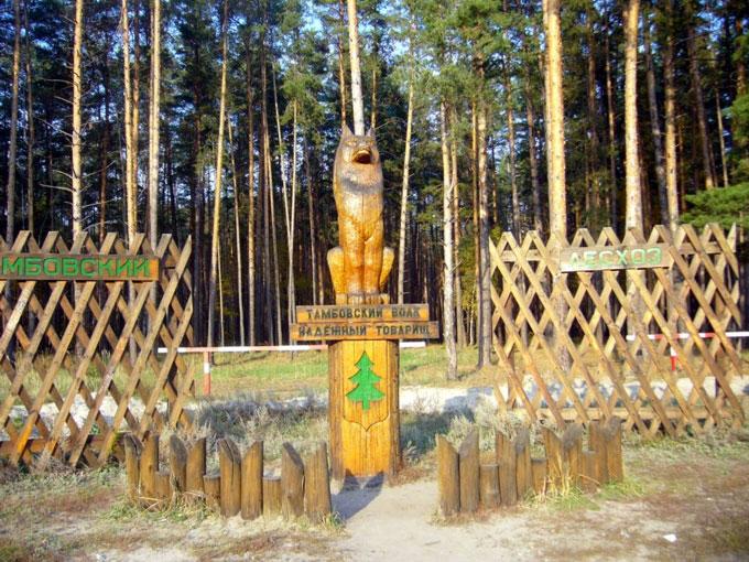 Гражданин Хомутов не хочет расставаться с «тамбовским волком»