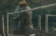 Папа многое может, но вот утопить крокодила – вряд ли
