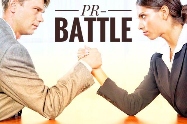 PR-Battle: главное – умение команды работать сообща