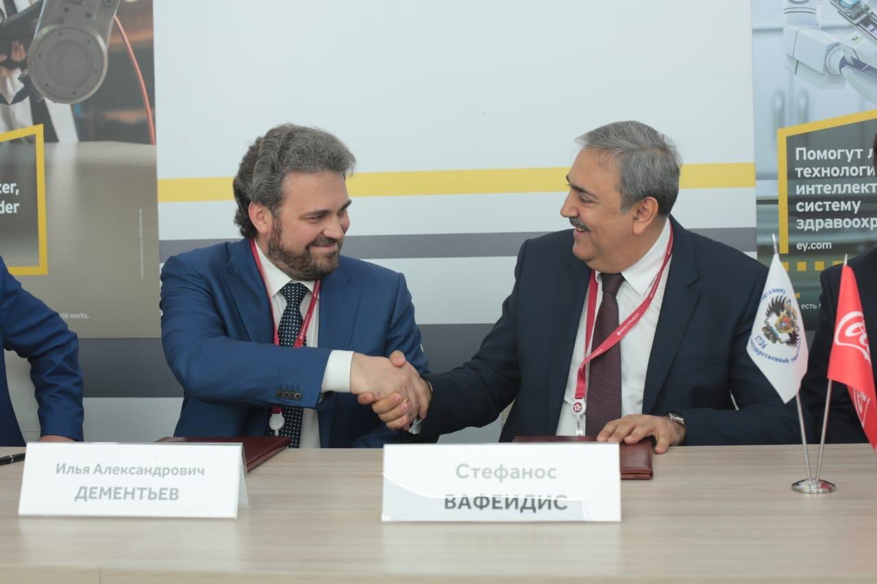 «Coca-Cola HBC Россия» и Петербургский университет намерены стать партнёрами