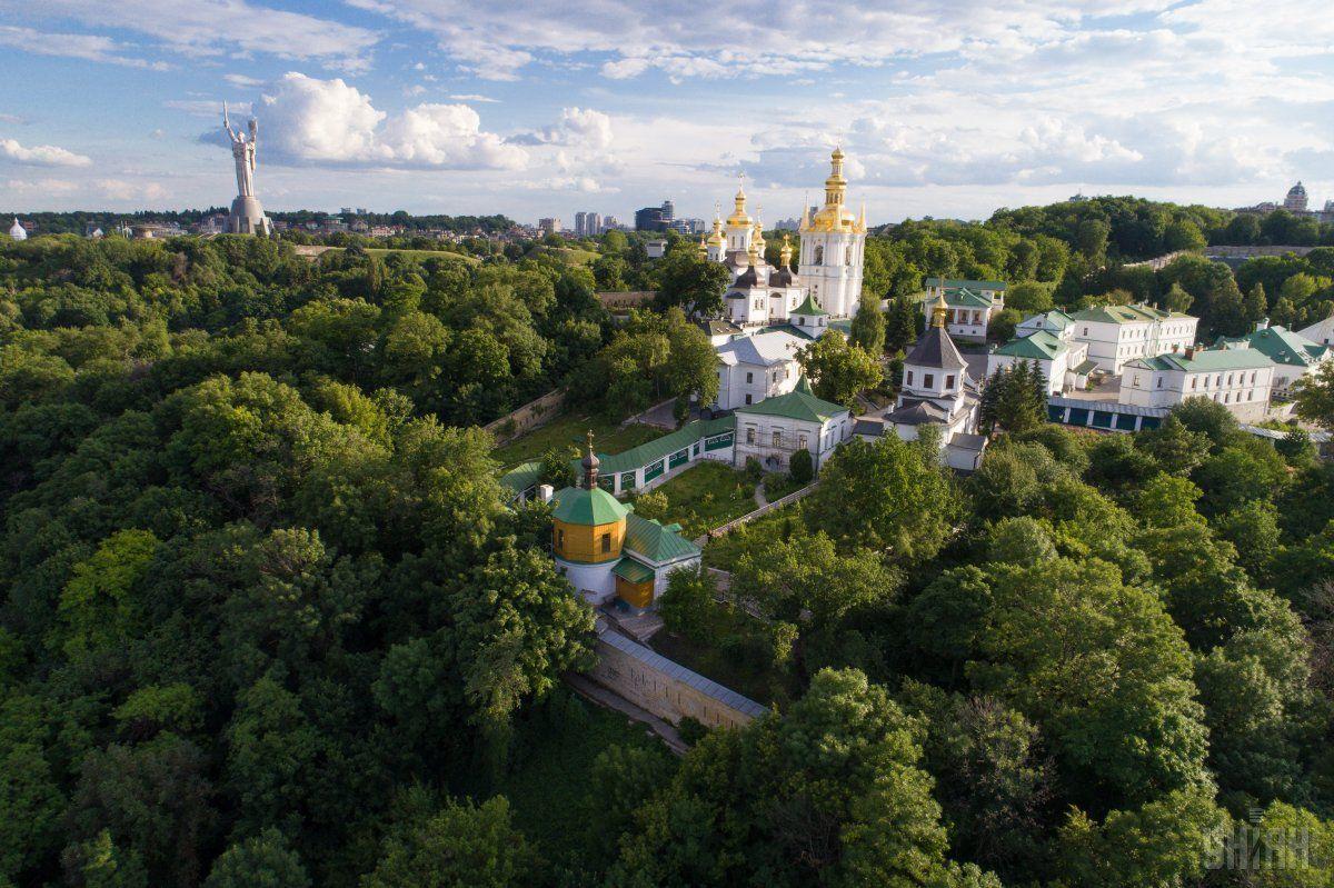 На украинских объектах всемирного наследия ЮНЕСКО рекламы не будет