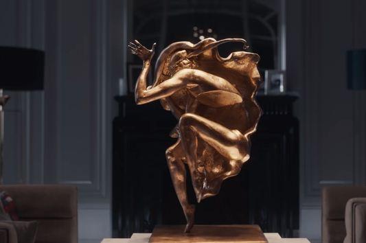 На создание видеоролика вдохновил… балет