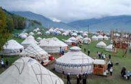 Игры кочевников – реклама Кыргызстана