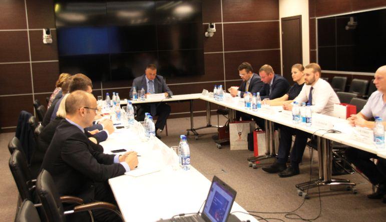 Международная федерация футбола поблагодарила антимонопольное ведомство за защиту её прав