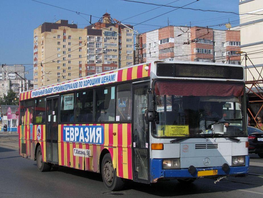На пермских автобусах наружной рекламы не будет