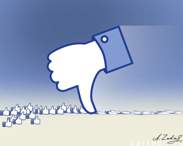 За рекламными кампаниями политиков поможет проследить Facebook