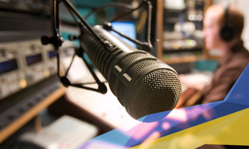 Украинские радиостанции с квотами справились