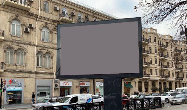 «Наружка» в Баку становится современнее