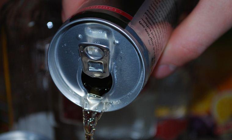Рекламу энергетических напитков сильно ограничат